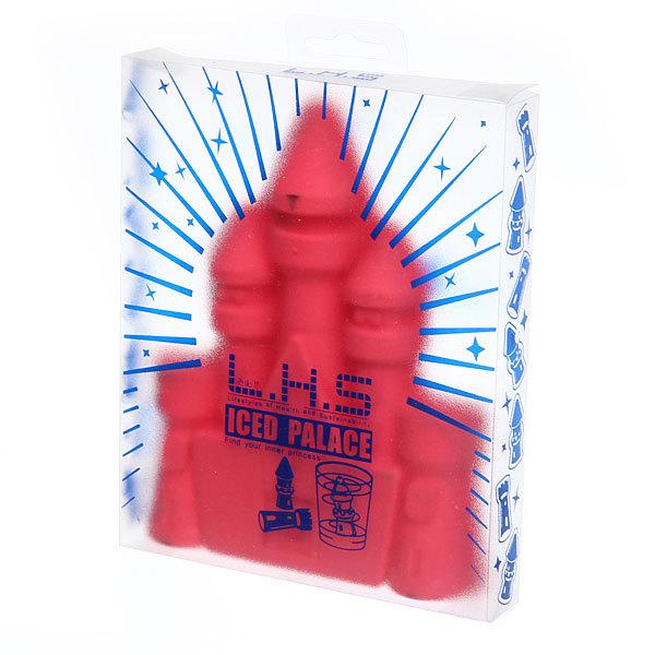 Форма для льда силиконовая ″Замок″ в коробке купить оптом и в розницу