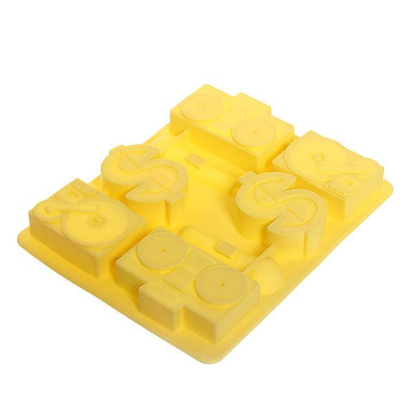 Форма для льда силиконовая ″Караоке″ в коробке купить оптом и в розницу