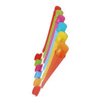 Форма для фруктового льда силиконовая ″Трубочка″ в наборе 6шт CYJ3166 купить оптом и в розницу