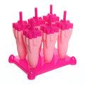 Форма для приготовления мороженого ″Ракета″ в наборе 6шт на подставке купить оптом и в розницу