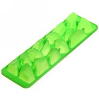 Форма для льда силиконовая ″Льдинки″ 23,5*7*2,5 см купить оптом и в розницу