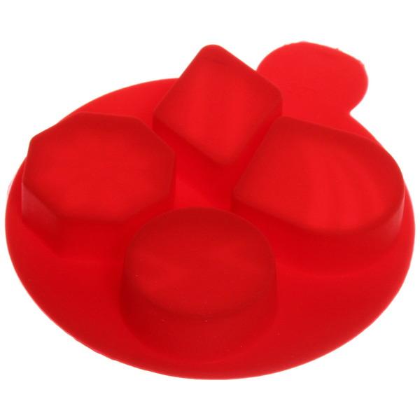 Форма для льда силиконовая ″Конфеты″ 8,5*1,6 см купить оптом и в розницу
