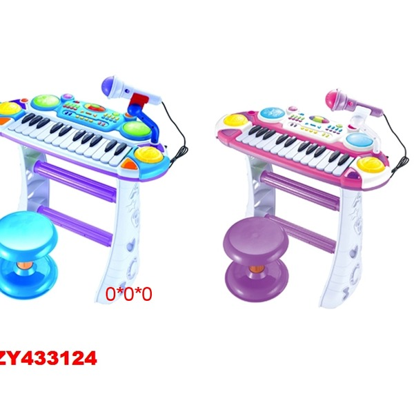 Пианино 335BDBB со стульчиком в кор. купить оптом и в розницу