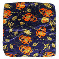 Платок женский ″Цепочки и сумочка″, микс 6 цветов, полиэстер, 50*50см купить оптом и в розницу