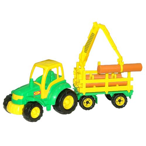 Трактор Чемпион+прицеп-лесовоз 8229 П-Е /2/ купить оптом и в розницу