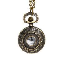Часы винтажные на цепочке ″Гороскоп″ купить оптом и в розницу