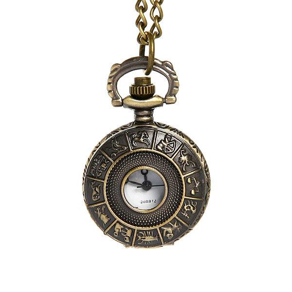 Часы винтажные на цепочке ″Гороскоп″ 884-1 купить оптом и в розницу