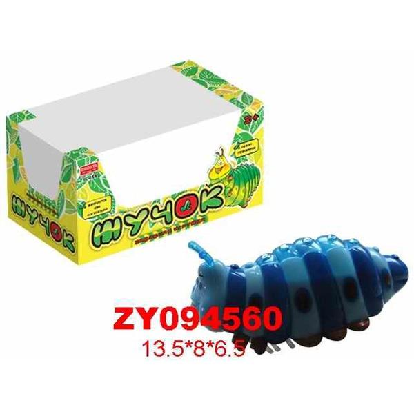 Игрушка на бат. 0588ZYC Гусеница в кор. купить оптом и в розницу