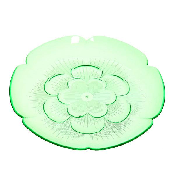 Тарелка пластиковая ″Цветок″ 19,5см купить оптом и в розницу