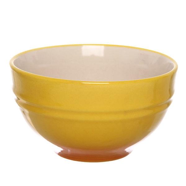 Салатник керамический 700мл ″Цветной микс″ 36194-20 купить оптом и в розницу
