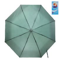 Зонт женский механический ″Эстетика″ цвет зеленый, 8 спиц, d-100см купить оптом и в розницу