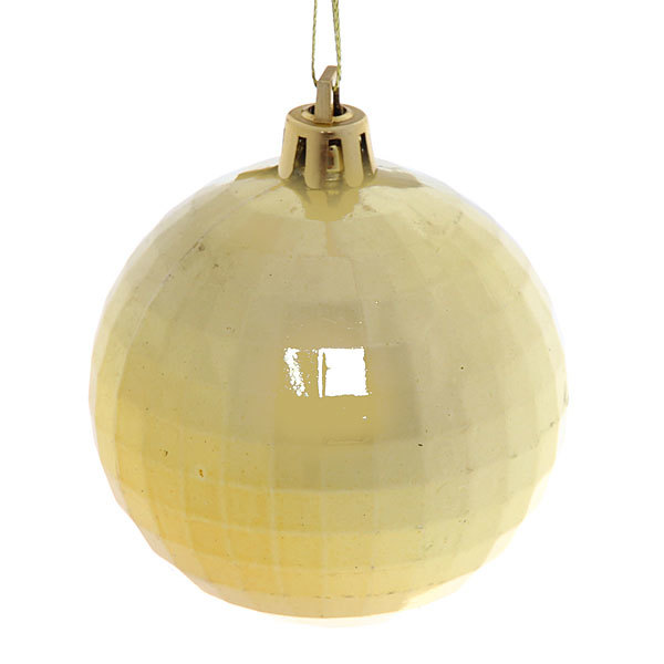 Новогодние шары ″Кристалл″ 6см (набор 6шт.) купить оптом и в розницу
