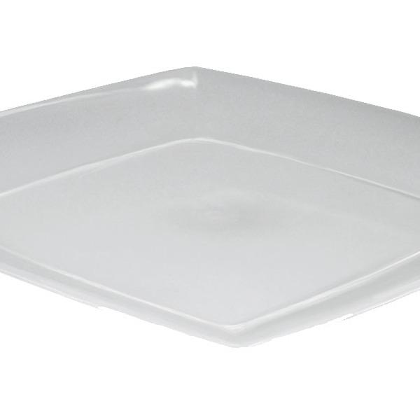 Тарелка квадратная 235*235 мм 1/40 купить оптом и в розницу