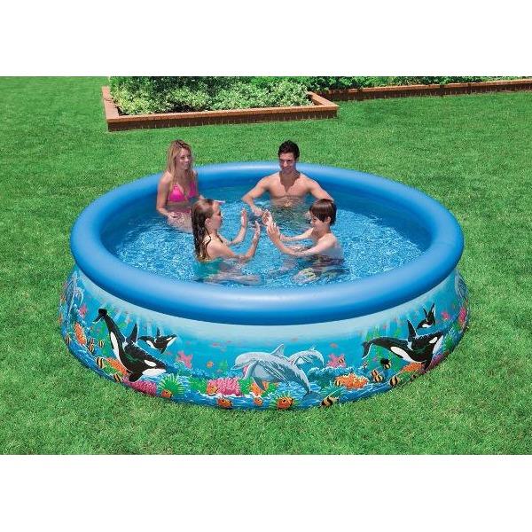 Бассейн надувной Easy Set 305*76 см Intex (28124) купить оптом и в розницу
