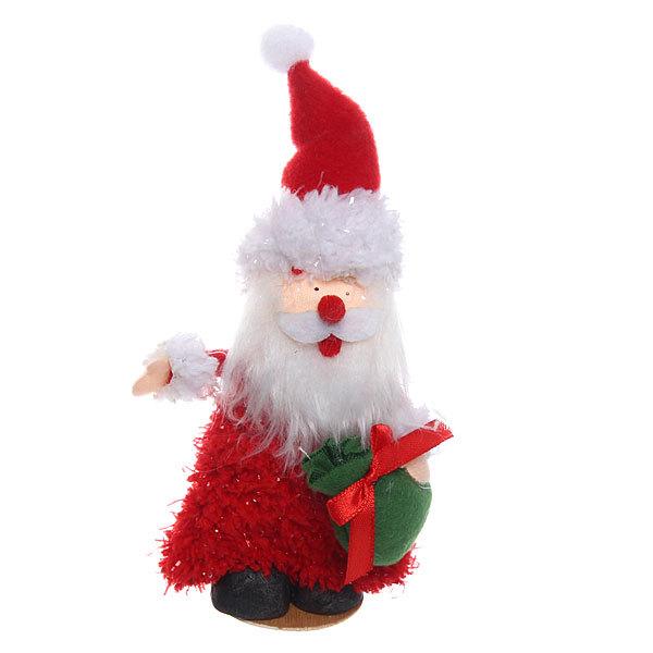 Фигурка ″Дед Мороз в шубке″ 13*6см купить оптом и в розницу