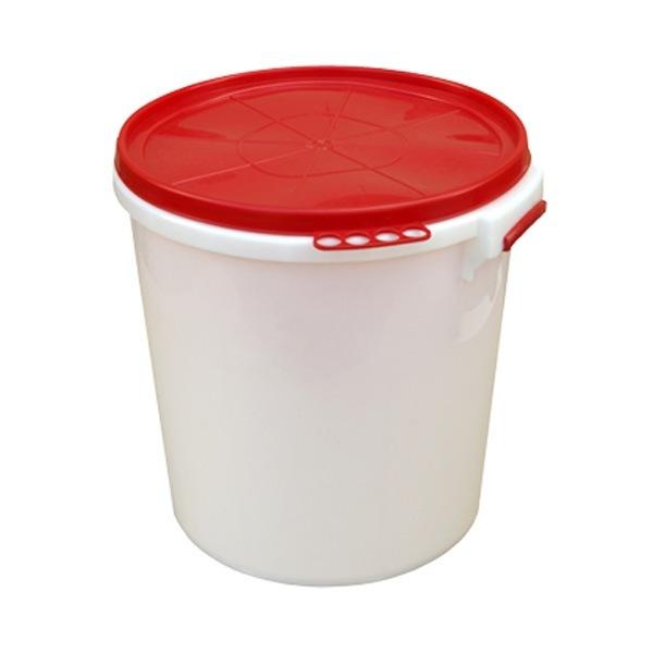 Бак 32 л пищевой с крышкой купить оптом и в розницу