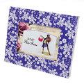 Фоторамка из керамики ″Розы, ретро″ волна 10*15 см купить оптом и в розницу