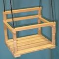 Качели деревянные /Промтекс/ купить оптом и в розницу