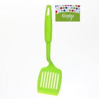 Лопатка кухонная с прорезями ″Эконом цвет″ купить оптом и в розницу