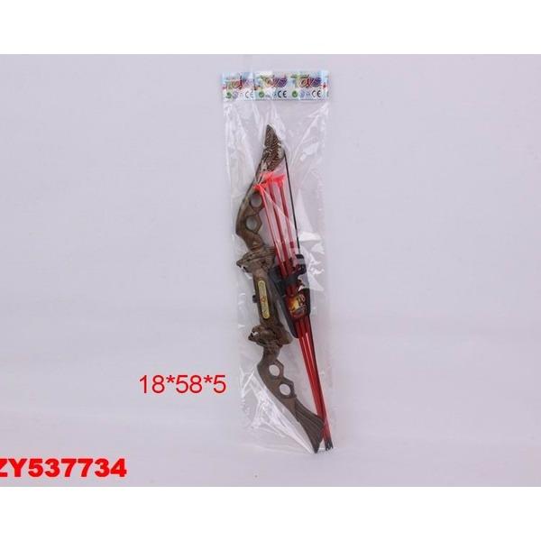 Лук со стрелами 541-1 в пак. купить оптом и в розницу