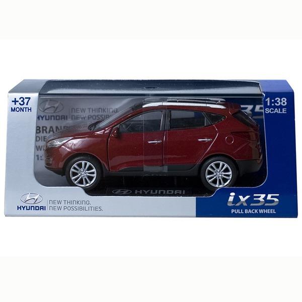 Модель Hyundai ix35 пласт.бокс 1:38 PS-04 купить оптом и в розницу