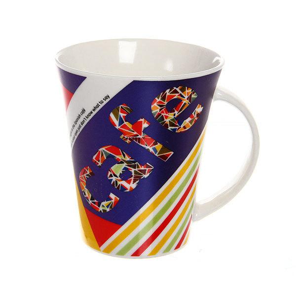 Кружка керамическая 320мл ″CAFE″ купить оптом и в розницу