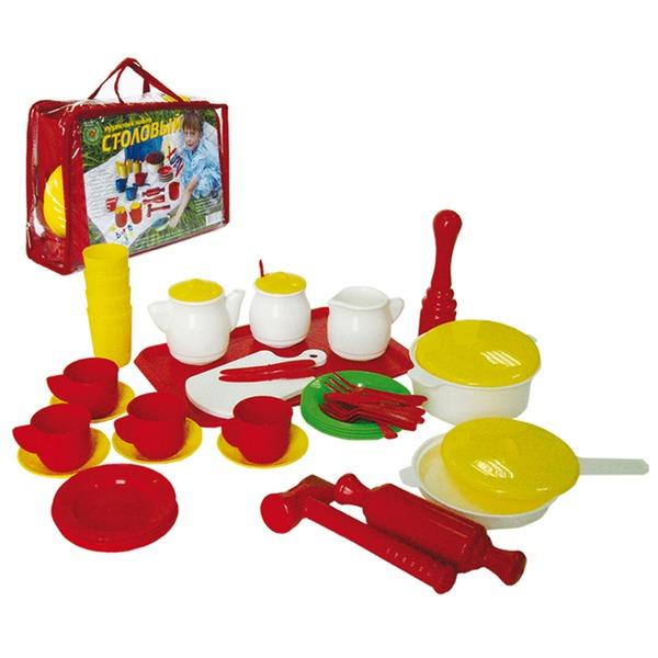 Набор посуды Столовый 52пр У526 /10/ купить оптом и в розницу
