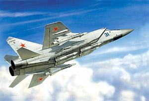 Сб.модель 7229 Самолет МиГ - 31 купить оптом и в розницу