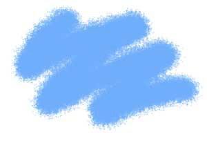 Краска д/моделей 23-АКР голубая авиа купить оптом и в розницу