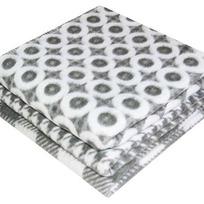 Одеяло байк серое 140х100 дет 57-5ЕТО Ж Ермолино купить оптом и в розницу