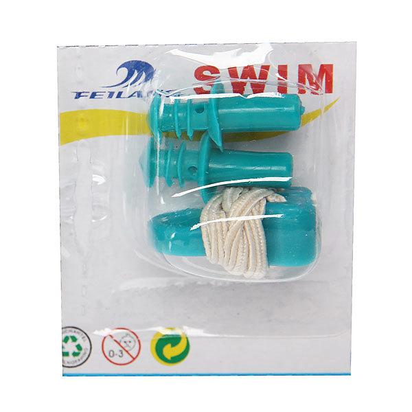 Набор для плавания: беруши ″стрелочки″ и зажим для носа 268 купить оптом и в розницу