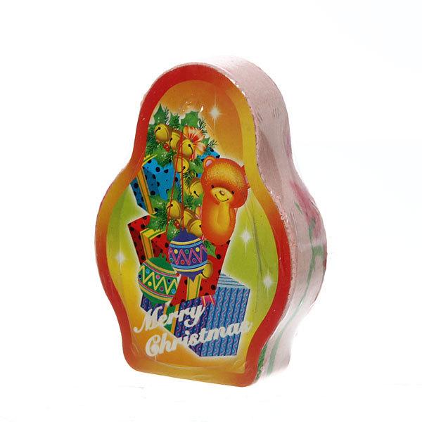Полотенце прессованное 31*68см Мишутка цветное купить оптом и в розницу