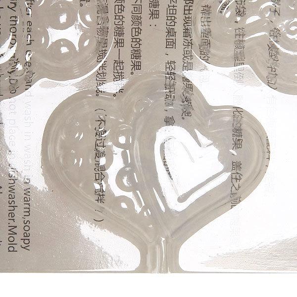 Форма для приготовления леденцов и конфет ″Сердечки″ купить оптом и в розницу