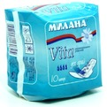 Прокладки гигиенические Милана Vita Дуо Драй(6002) купить оптом и в розницу