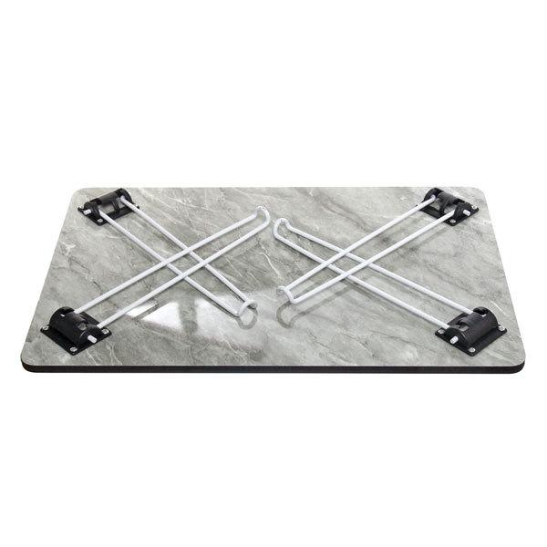 Доска-столик из пластика ″Города″ 58,5*40*32см складная купить оптом и в розницу