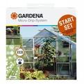 Комплект для микрокапельного полива теплиц базовый GARDENA 01403-20.000.00 купить оптом и в розницу
