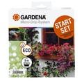 Комплект для микрокапельного полива цветочных ящиков базовый GARDENA 01402-20.000.00 купить оптом и в розницу