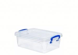 """Контейнер """"Fresh Box"""" slim  0.6 л. 1/72 купить оптом и в розницу"""