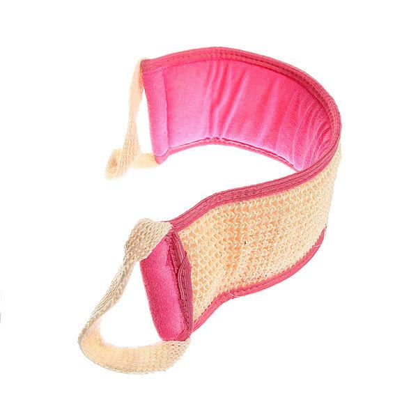 Мочалка для тела комбинированная ″Vival″ с сизалем 48*10см купить оптом и в розницу