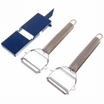 Овощечистка Turbo набор 3 предмета купить оптом и в розницу