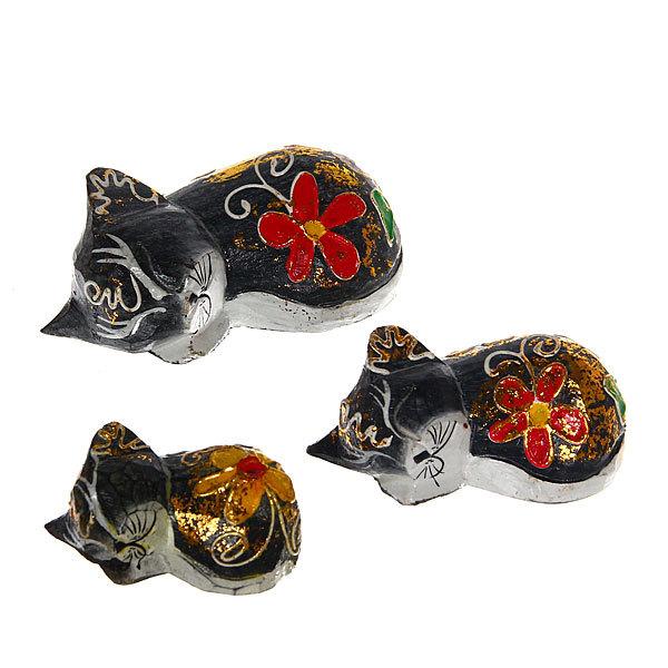 Сувенир Кошки спящие купить оптом и в розницу