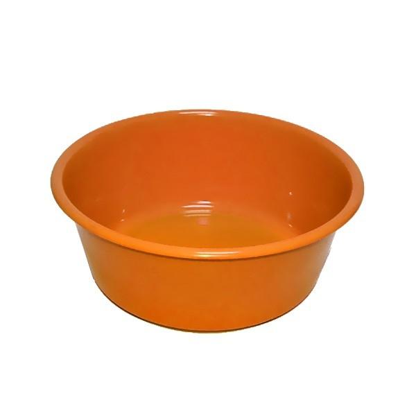 Таз 5,5л Кливия оранжевый купить оптом и в розницу