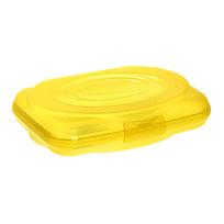 Ланч-бокс пластиковый 600 мл ″Пранзо″ купить оптом и в розницу