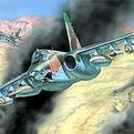Сб.модель П7227 Самолет Су-25 купить оптом и в розницу