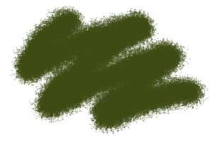 Краска д/моделей 51-АКР темно-зеленая купить оптом и в розницу