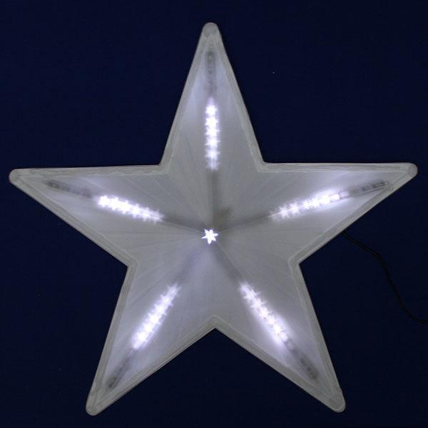 Светильник светодиодный ″Звезда″LED Серебро купить оптом и в розницу
