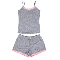 Пижама женская цвет меланжевый арт. 10 р-р 52 купить оптом и в розницу