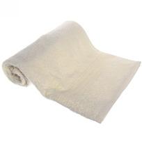 Махровое полотенце 50*90см светло-кремовое ЭК90 Д01 купить оптом и в розницу