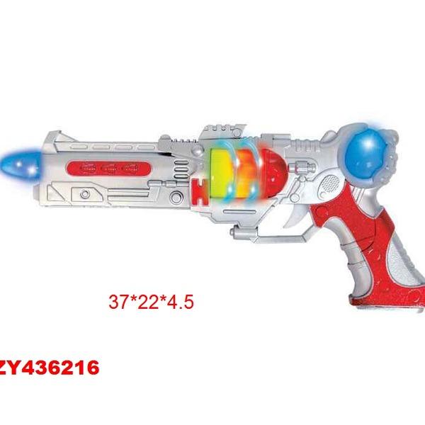 Пистолет 522 на бат. в пак. купить оптом и в розницу