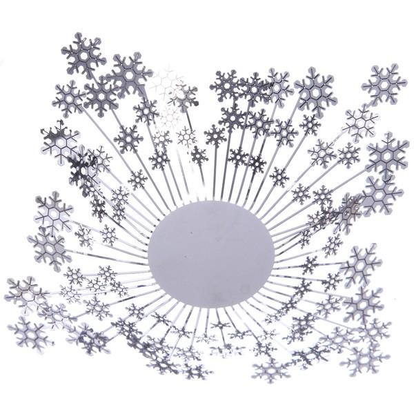 Подсвечник ″ Снежинка″ 14*14см купить оптом и в розницу